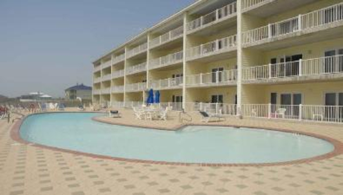 condo rental Port Aransas with pool
