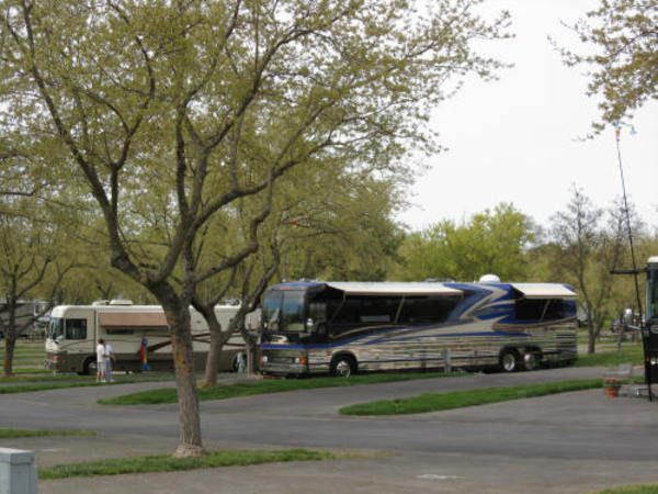 rv camp sites in Plymouth CA