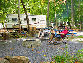 camping lancaster Pennsylvania