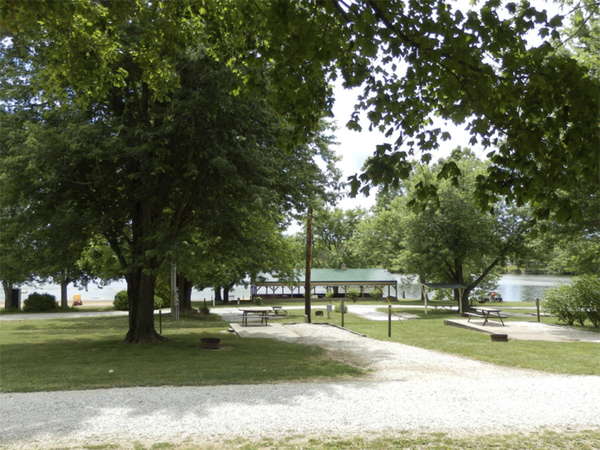 Jellystone Park Campgrounds at Pine Lakes in Illinois