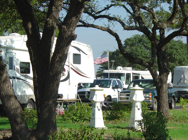 50amp rv sites in texas