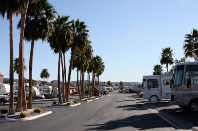 rv campgrounds las vegas