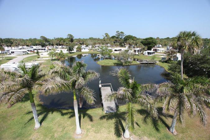 rv campgrounds in fort pierce
