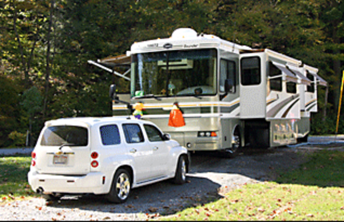 rv campgrounds near amish country oh