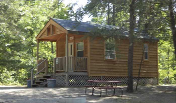 michigan oaks cabin rentals