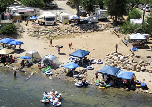 riverview campground in kernville