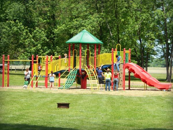camp sites for families ohio