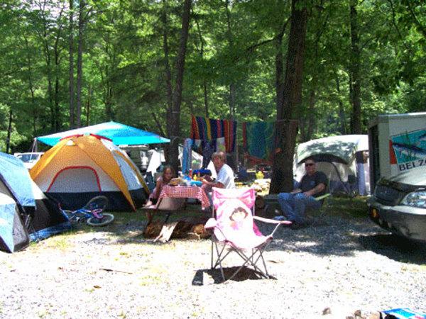 yogi bear park camping in nc