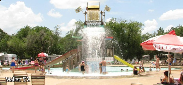 jellystone park lone star campground water park waller texas