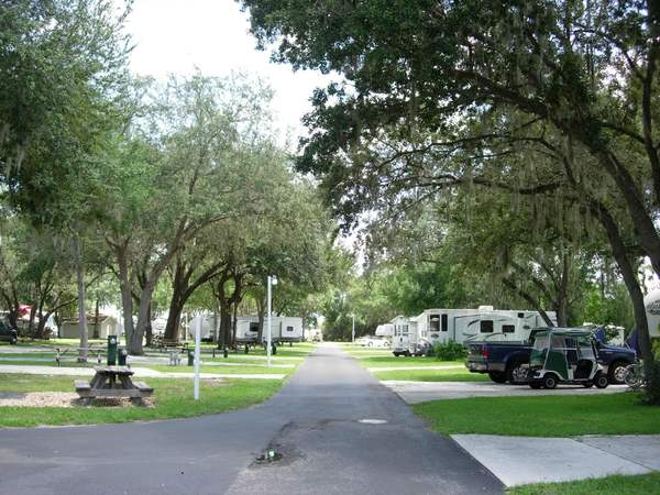 winter haven campgrounds
