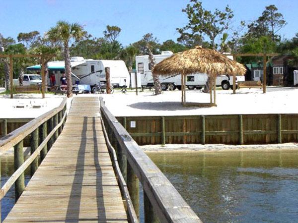 campgrounds on florida gulf coast