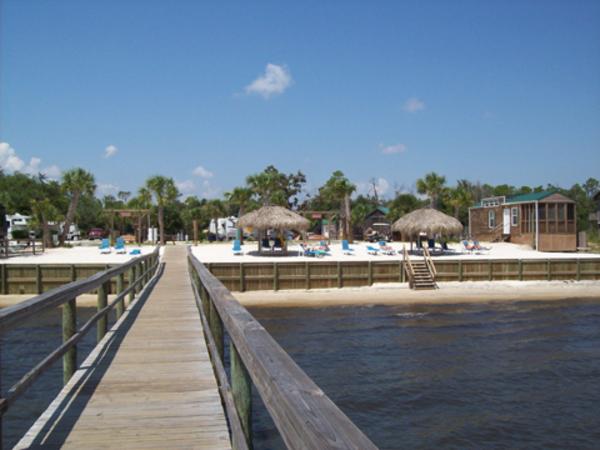 rental cabins on navarre beach