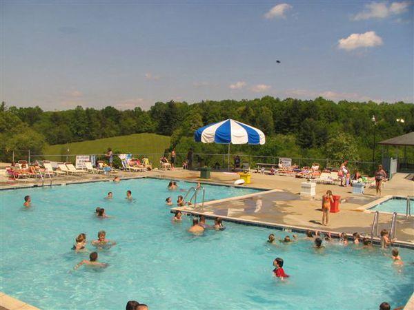 RV camping resort Hillsville Virginia