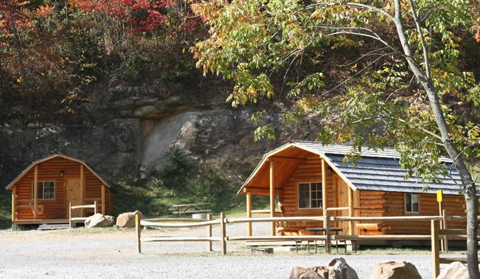 cabin rentals in wv