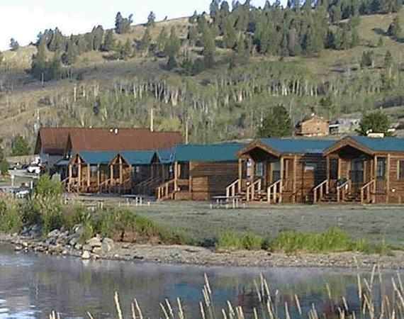 lakeside cabin rental nc