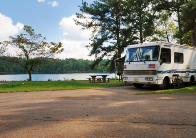 rv camping in nashville