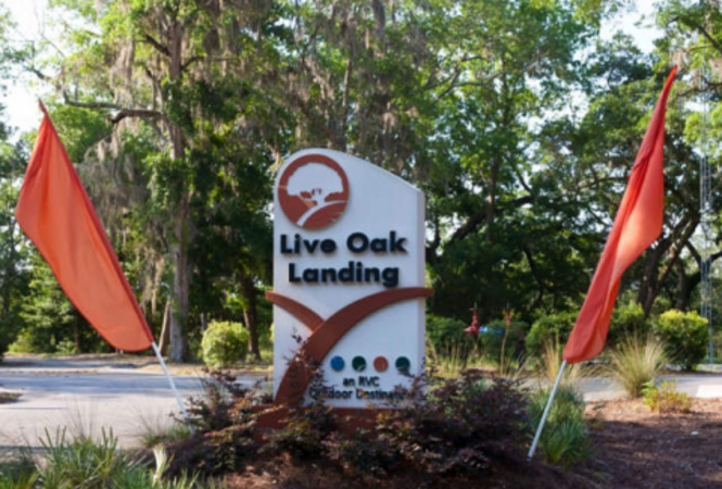live oak landing rv park