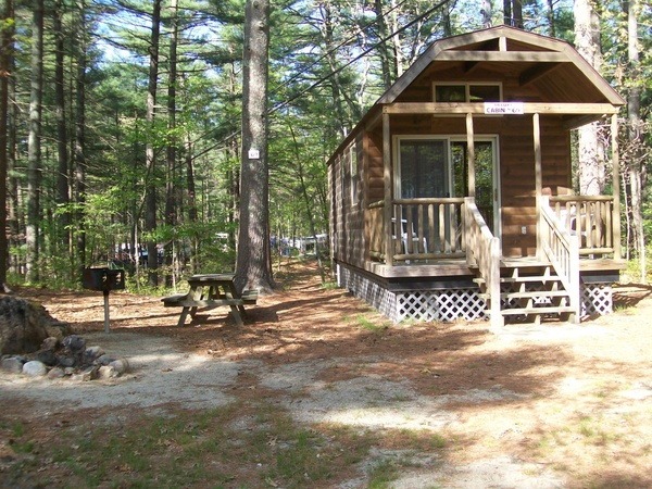 cabin rentals in Massachusetts