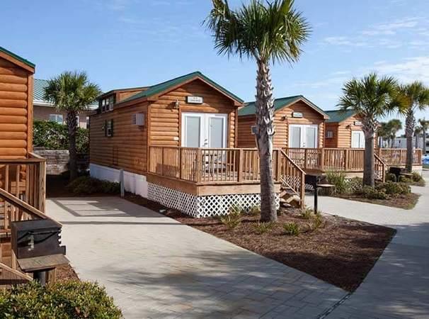 rental cabins at camp gulf destin fl