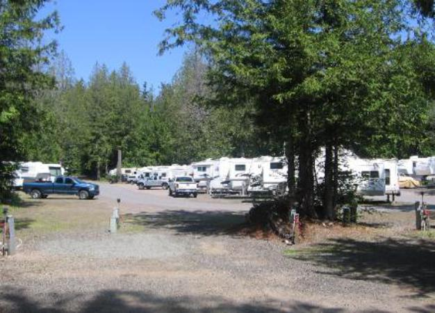 rv campgrounds in poulsbo wa