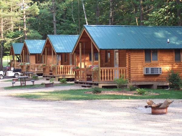 cabin rentals in the dells