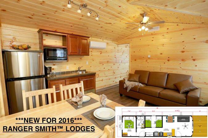 Ranger Smith Lodges Niagara