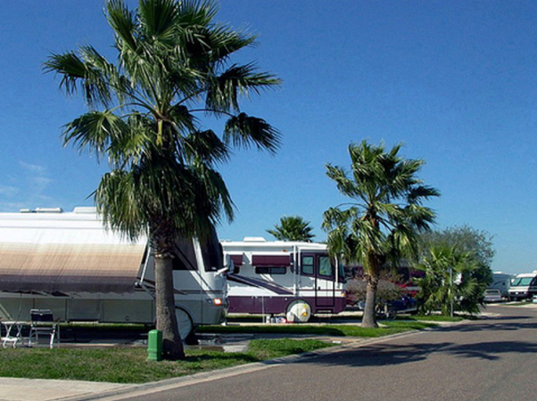 campgrounds with permanent sites tx