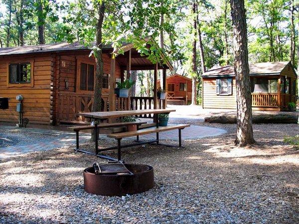 rental cabins near long beach