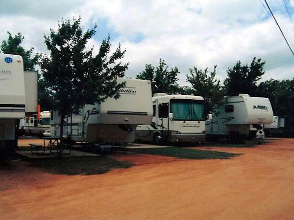 rv camping in Fredericksburg tx