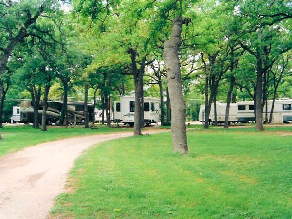 Fredericksburg tx campgrounds