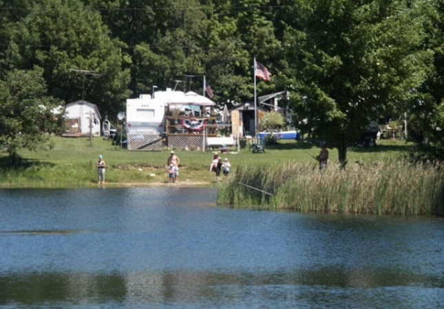 rv campgrounds in ohio
