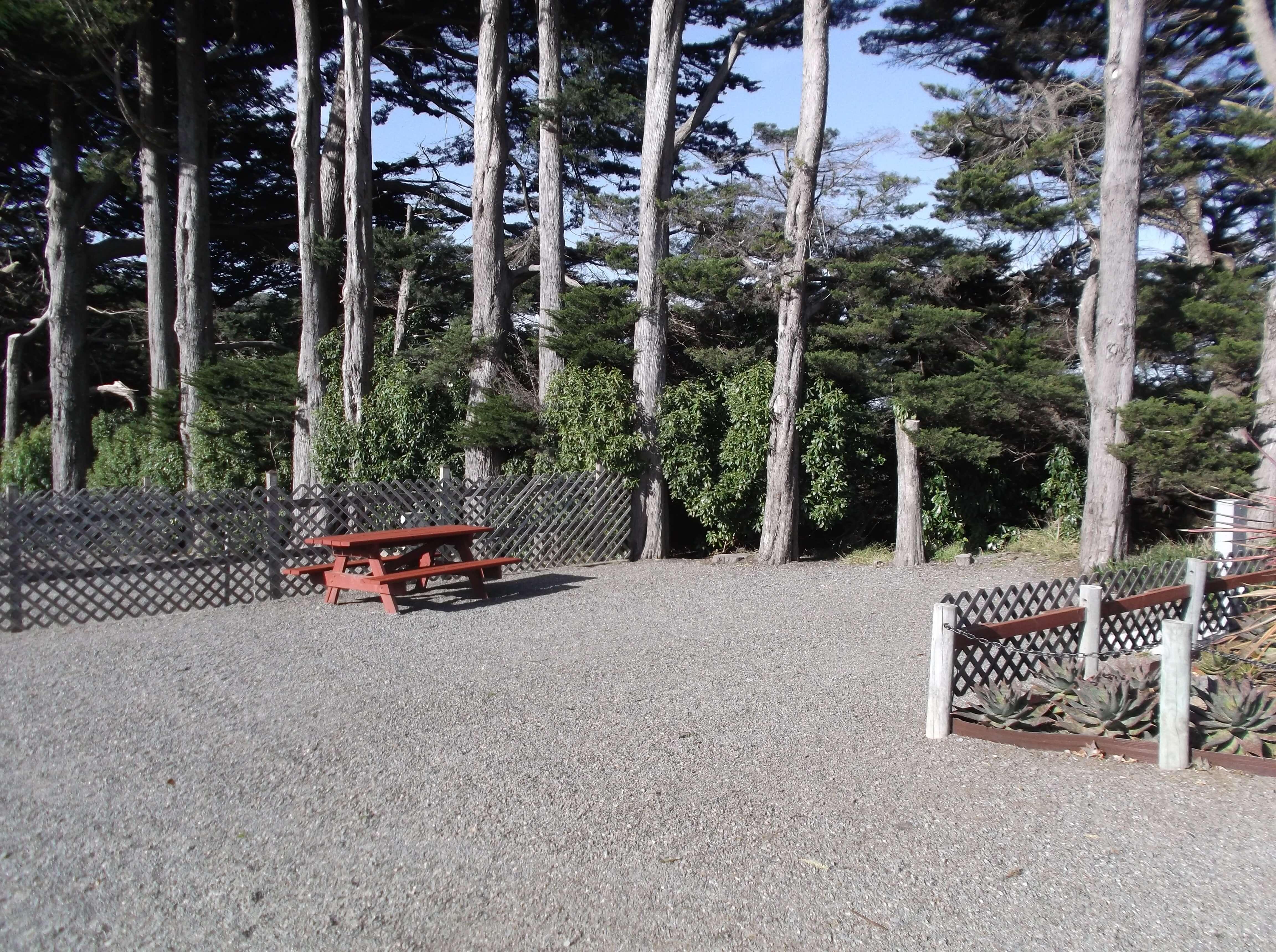 Bodega bay camping with full hookups