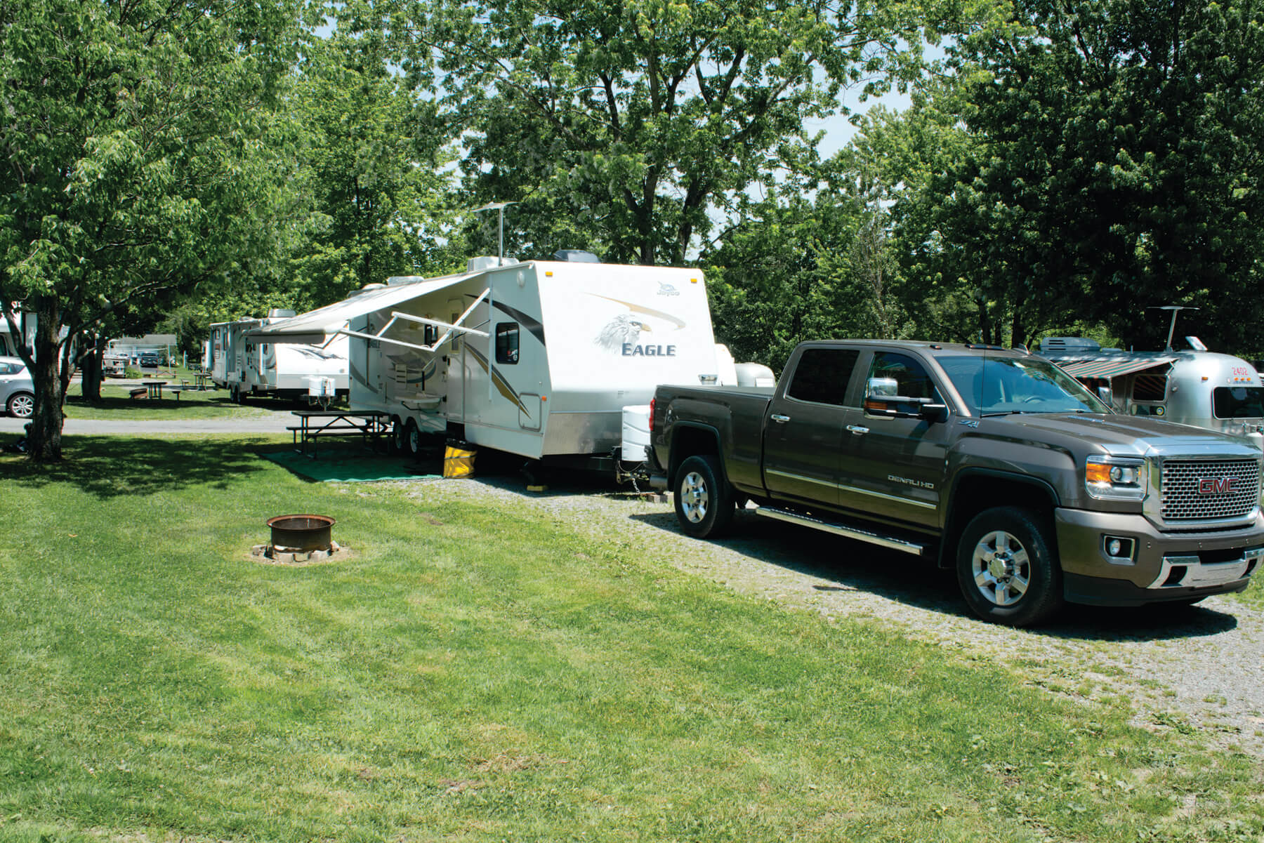 Rose Point Park Cabins And Camping Availability Bookyoursite 50 Amp Rv Hookup Full Electric Water Sewer
