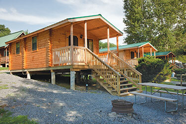 Rose Point Park - Cabins And Camping Availability   BookYourSite